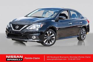 Used 2016 Nissan Sentra SR MAGS17'' / CAMERA DE RECUL / TOIT OUVRANT for sale in Montréal, QC