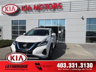 Used 2019 Nissan Murano SV ***AWD ***BACK UP CAMERA***MOON ROOF*** HEATED SEATS & STEERING WHEEL*** for sale in Lethbridge, AB