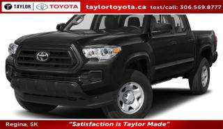 New 2020 Toyota Tacoma for sale in Regina, SK