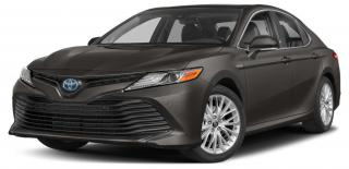 New 2020 Toyota Camry HYBRID XLE for sale in Hamilton, ON