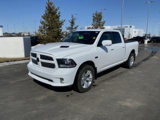 Used 2016 RAM 1500 SPORT for sale in Fort Saskatchewan, AB