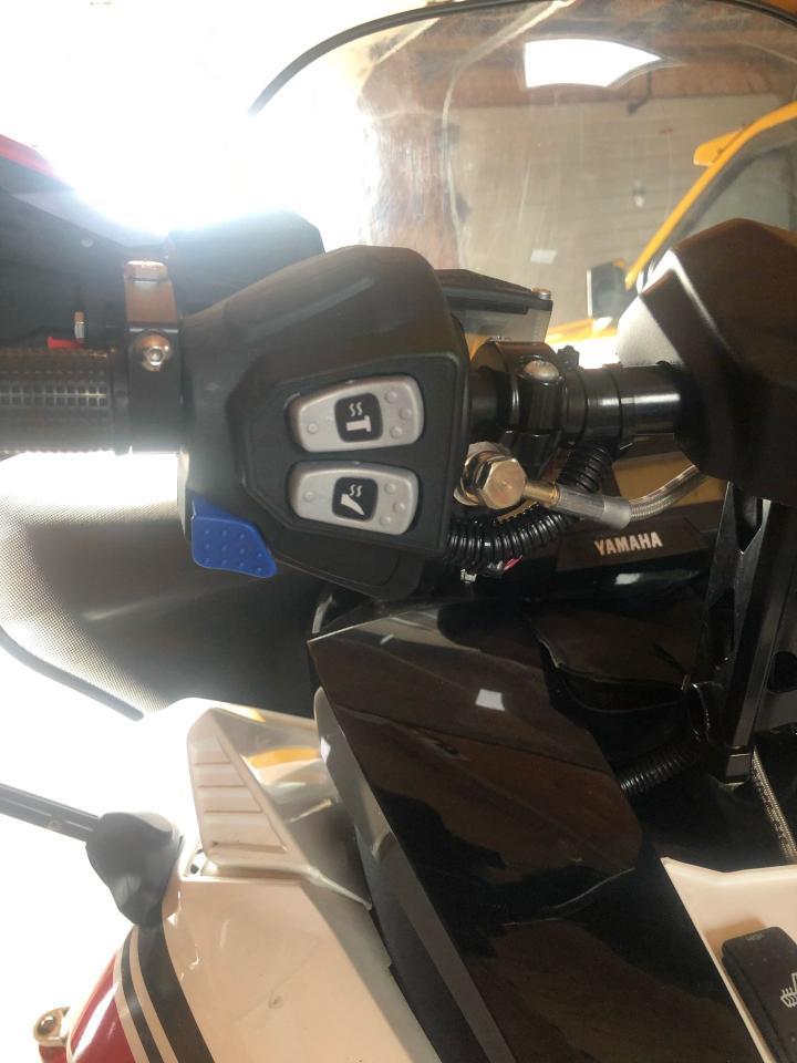 2018 Yamaha SIDEWINDER B-TX LE 153 50TH