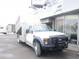 Used 2008 Ford F-550 XL for sale in North York, ON