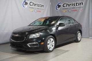 Used 2015 Chevrolet Cruze LT DEM A DISTANCE BLUETOOTH for sale in Montréal, QC