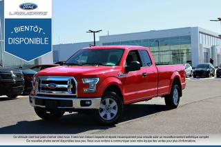 Used 2016 Ford F-150 4x4 XLT BOITE DE 8 PIEDS for sale in Victoriaville, QC