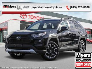 New 2020 Toyota RAV4 Trail  - Leather Seats -  Sunroof - $267 B/W for sale in Ottawa, ON