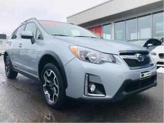 Used 2016 Subaru XV Crosstrek 5dr auto 2.0i w-Touring Pkg,camera,bluetooth for sale in Lévis, QC