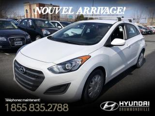 Used 2016 Hyundai Elantra GT GL + GARANTIE + CRUISE + A/C + WOW ! for sale in Drummondville, QC