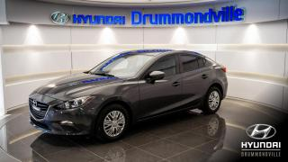 Used 2014 Mazda MAZDA3 GX + GARANTIE + SKYACTIV + BLUETOOTH + G for sale in Drummondville, QC