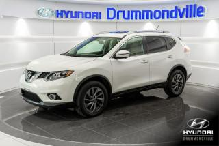 Used 2016 Nissan Rogue SL AWD + GARANTIE + NAVI + TOIT PANO + for sale in Drummondville, QC