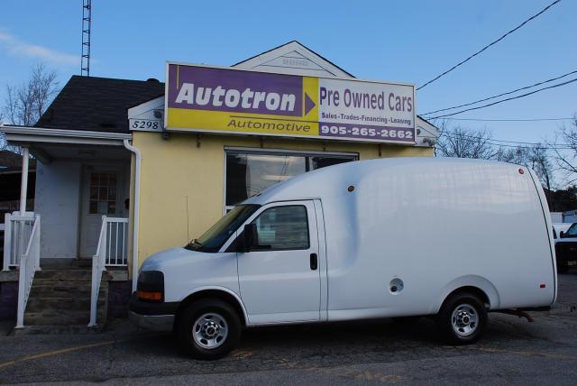 2013 GMC G3500 1 Ton Bubble Van