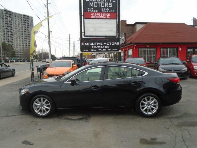 2014 Mazda MAZDA6 GS/ LOADED / LEATHER / ROOF / NAV / REAR CAM