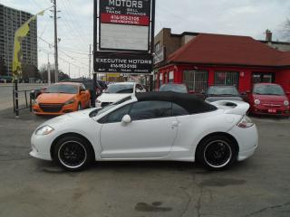 Used 2008 Mitsubishi Eclipse GS/ LOW KM / NO ACCIDENT / MINT / SHOW STOPPER for sale in Scarborough, ON