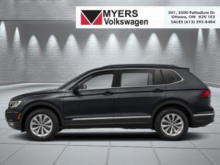 Used 2019 Volkswagen Tiguan Trendline 4MOTION  - Certified for sale in Kanata, ON