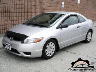 Used 2007 Honda Civic DX-G || CERTIFIED || AUTO for sale in Waterloo, ON