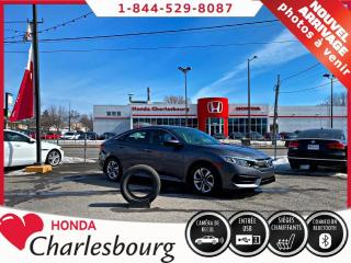 Used 2016 Honda Civic LX AUTOMATIQUE **AUCUN ACCIDENT** for sale in Charlesbourg, QC