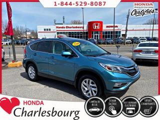 Used 2016 Honda CR-V EX AWD**54 399KM** for sale in Charlesbourg, QC
