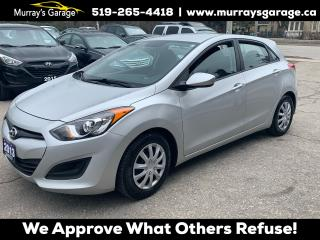 Used 2013 Hyundai Elantra GT A/T for sale in Guelph, ON