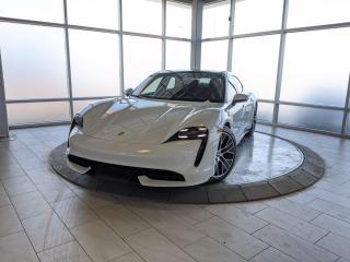 New 2020 Porsche Taycan TURBO for sale in Edmonton, AB