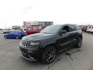Used 2014 Jeep Grand Cherokee SRT8 for sale in St. Thomas, ON