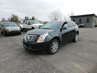 Used 2015 Cadillac SRX Luxury for sale in St. Thomas, ON