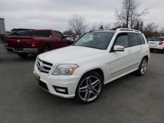 Used 2012 Mercedes-Benz GLK-Class GLK 350 for sale in St. Thomas, ON