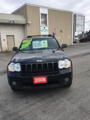 Used 2008 Jeep Grand Cherokee Laredo for sale in Kitchener, ON