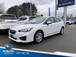 Used 2017 Subaru Impreza 2.0i AWD ** COMMODITÉ ** MANUELLE for sale in Victoriaville, QC