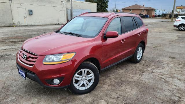 2010 Hyundai Santa Fe GL|AWD|Keyless Entry|Alloys|PW|PL|Bluetooth