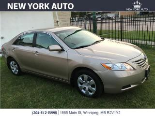 Used 2009 Toyota Camry LE for sale in Winnipeg, MB