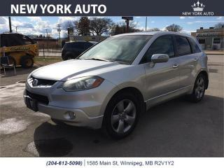 Used 2007 Acura RDX for sale in Winnipeg, MB