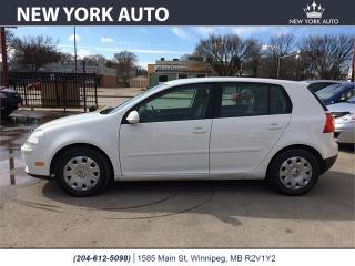 Used 2009 Volkswagen Rabbit Treadline for sale in Winnipeg, MB