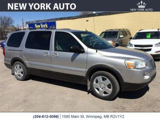 Used 2009 Pontiac Montana for sale in Winnipeg, MB