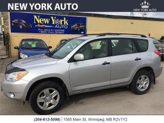 Used 2008 Toyota RAV4 Support for sale in Winnipeg, MB