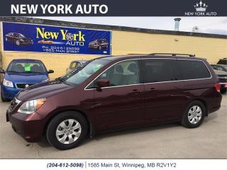 Used 2008 Honda Odyssey EX for sale in Winnipeg, MB