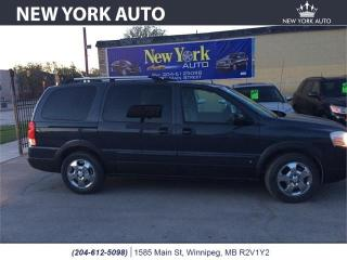 Used 2008 Pontiac Montana Ext for sale in Winnipeg, MB