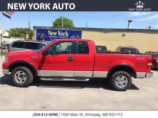 Used 2005 Ford F-150 XLT for sale in Winnipeg, MB