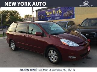 Used 2009 Toyota Sienna LE for sale in Winnipeg, MB