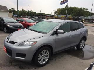 Used 2009 Mazda CX-7 for sale in Winnipeg, MB