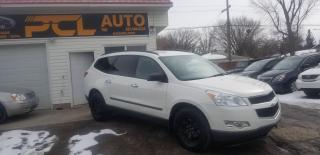 Used 2012 Chevrolet Traverse LS for sale in Edmonton, AB