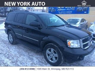 Used 2007 Dodge Durango Limited for sale in Winnipeg, MB