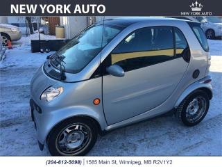 Used 2005 Smart fortwo for sale in Winnipeg, MB