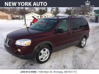 Used 2008 Pontiac Montana for sale in Winnipeg, MB
