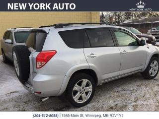 Used 2008 Toyota RAV4 Sport for sale in Winnipeg, MB