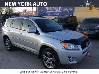 Used 2011 Toyota RAV4 Sport for sale in Winnipeg, MB