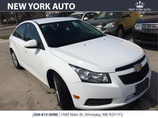 Used 2013 Chevrolet Cruze LT Turbo for sale in Winnipeg, MB