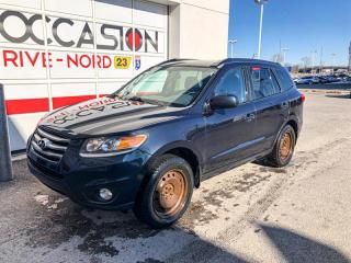 Used 2012 Hyundai Santa Fe GL MAGS+SIEGES.CHAUFFANTS for sale in Boisbriand, QC
