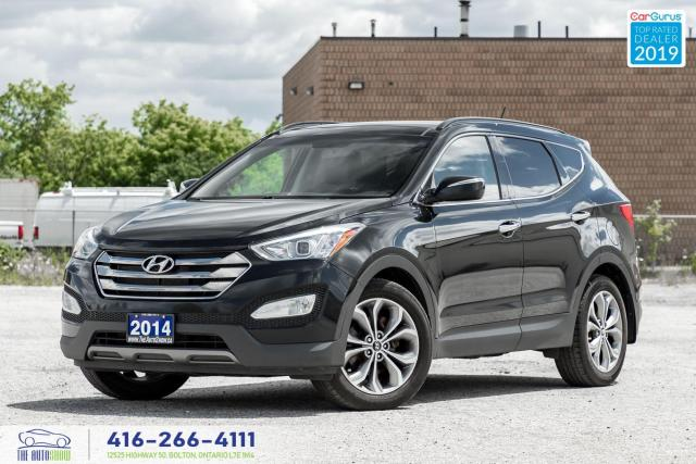 2014 Hyundai Santa Fe Sport Limited|Navi|BackupCam|HtdSeats|Leather