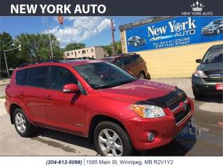 Used 2009 Toyota RAV4 LIMITED  for sale in Winnipeg, MB