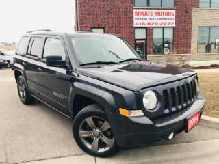 Used 2014 Jeep Patriot SPORT for sale in Rexdale, ON